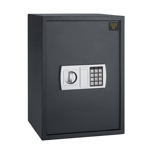 Digital Safe (Paragon 7775 Deluxe Safe 7775 Lock and Safe 1.8 CF Large Electronic Digital Safe Gun Jewelry Home Secure)