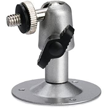 Amazon Com Hde Swivel Wall Ball Head Mount Bracket For