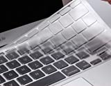 Masino® Silicone Keyboard Cover Ultra Thin Keyboard Skin for MacBook Air 11