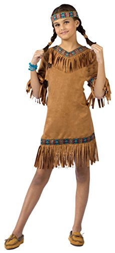 Girls (Indian Girl Child Costume)