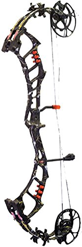17 Bow Madness Epix Bow Only RH 29″ 60# Skullworks 2 Camo