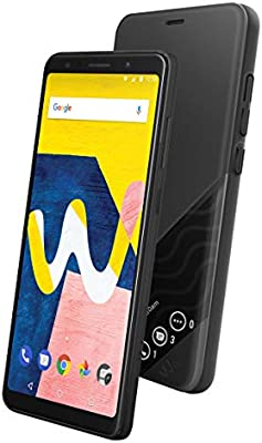"""WIKO View Lite + Funda – Smartphone de 5,45"""" HD+ IPS (Cámara ..."""