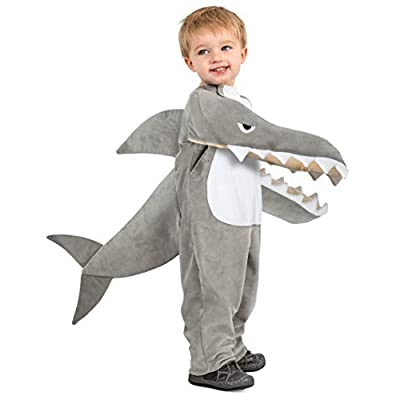 Princess Paradise Child's Chomping Shark Costume, 18 Months - 2T: Toys & Games