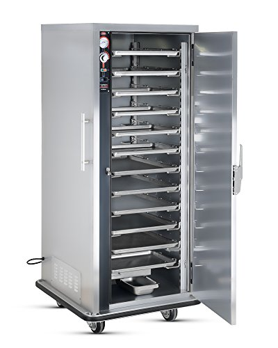 nt TS-1826-18 Passive Heated Holding Tray Server Cabinet, Full Size (Humidified Holding Cabinet)