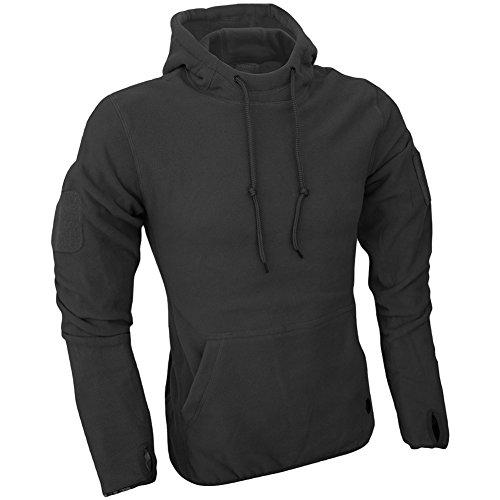 Viper Men's Tactical Fleece Hoodie Black Size XXL (Bush Viper)