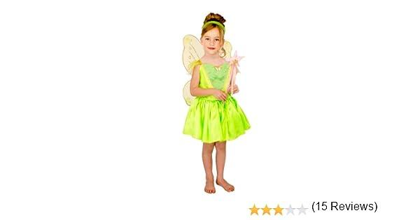 César F021-003 - Disfraz de hada para niña (8 años): Amazon.es ...
