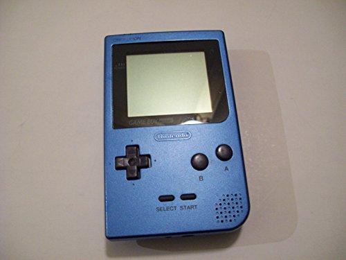 Game Boy Pocket - Ice Blue