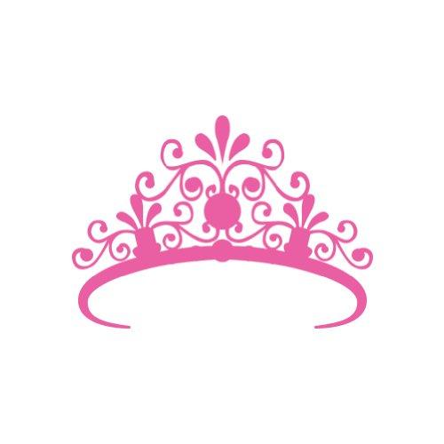 Pink Queen Crown Logo | 500 x 500 jpeg 18kB