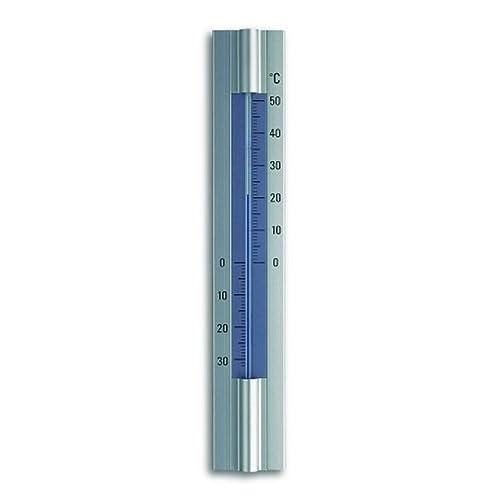 Green Wash Ltd TFA Aluminium Thermometer