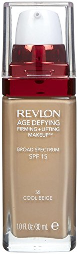 Revlon Age Defying Firming and Lifting Makeup, Cool Beige