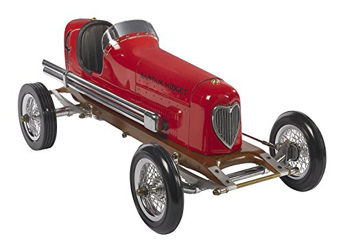 1930s Red Bantam Midget Model Racecar (Midget Bantam)