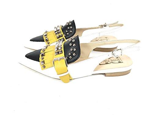 Divine Follie Women's Fashion Sandals AmCRgE