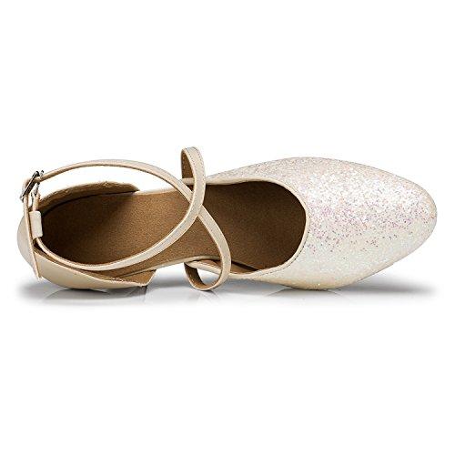 Miyoopark - salón mujer Beige-7cm heel