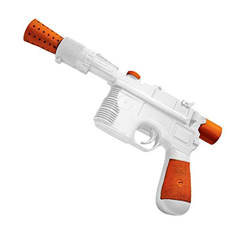 Hoth Luke Costume (Star Wars Han Solo Blaster with Authentic Action Sounds)