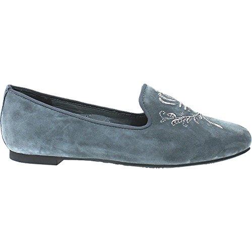 Pantofola Fumosa Da Donna Roma Vionic (8 B (m) Us, Shadow)