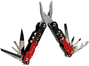 Giveaway: Milcraft Multi-Tool Pliers 14 in 1 Pocket Tool Set for Outdoor...