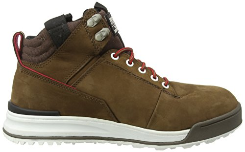 de Scruffs EU hombre seguridad amarillo color 42 Marrón 8 Sb P UK talla para Switchback Zapatos q7rHwI7