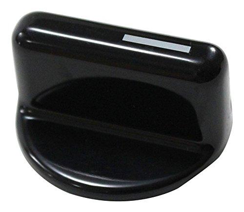 Gibson 131786602 Knob-Rot Blk/Gray-M