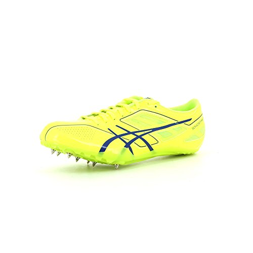 asics yellow EU UK7 41 SONICSPRINT US8 blue锟� Sprint deep Schuhe Herren Leichtathletik flash Spikes 5 vvrR6T0