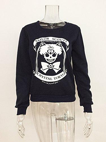 COCO clothing - Jerséi - para mujer azul oscuro