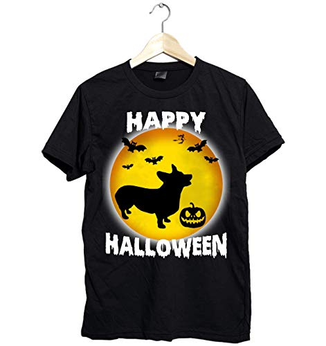 Amazing Corgi shirt - Funny Gift for Corgi Lover this Halloween- Unisex Style Size Up to 6XL - Fast Shipping -
