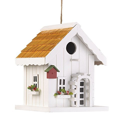 Happy Home Birdhouse by Furniture Creations