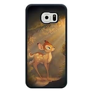 For Iphone 5/5S Case Cover , Diy Disney Bambi Black Soft pc Hard shell For Iphone 5/5S Case Cover , Bambi For Iphone 5/5S Case Cover