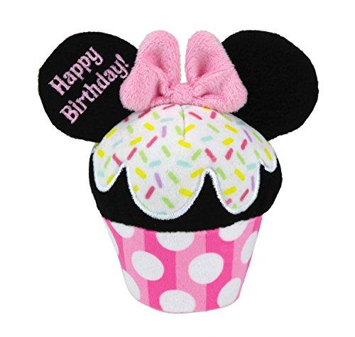 Mickey and Minnie Birthday Plush Cupcakes by Kids