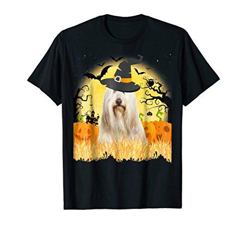 BEARDED COLLIE Dog Halloween Costume T-Shirt Halloween -