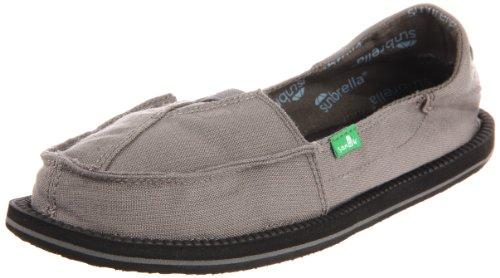 Grau Sunbrella Grigio 29418176 Donna Grey Pantofole Castaway Sanuk 6Xq4Ew