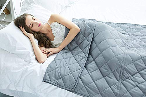 Click Me Weighted Blanket (15lbs, 48