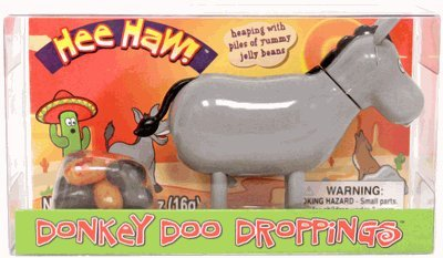 Donkey Doo Droppings Candy Dispenser