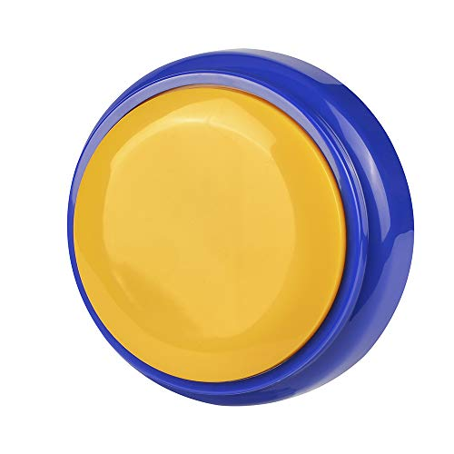 - Cover 20S Voice Recorder Talking Button Yellow and Blue