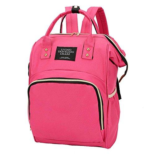 Clearance Sale,Realdo Solid Large Capacity Boys Girls Travel School Backpack Daypack Nursing Bag (Best Rated Western Saddles)