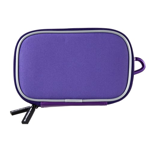 dreamGEAR Nintendo DSi Neo Fit Sleeve Dual (purple)