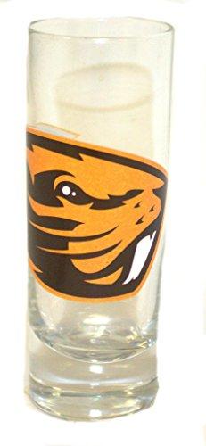 Oregon State Beavers Soccer (Oregon State Beavers 2 oz Cordial Shot Glass)