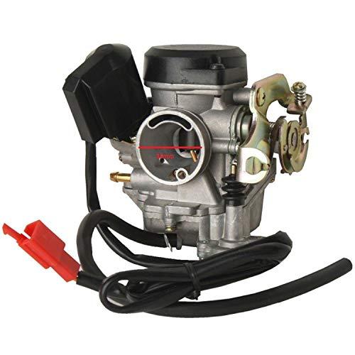 FairytaleMM 19mm carburador de 4 Sustitución TAKT Baotian Qingqi Jinlun Rex RS Directo