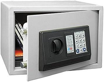 Btv M121419 - Caja fuerte sh-20 de superficie electronica: Amazon.es: Bricolaje y herramientas