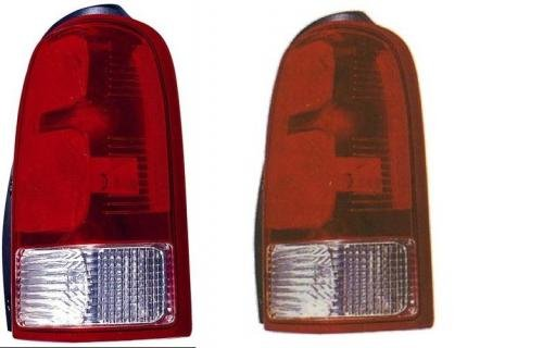 (Go-Parts PAIR/SET OE Replacement for 2005-2007 Buick Terraza Rear Tail Lights Lamps Assemblies/Lens / Cover - Left & Right (Driver & Passenger) Side for Buick Terraza)