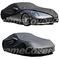Custom FIT Car Cover for 2011 2012 2013 2014 2015 2016 2017 2018 Porsche 911 991 Carrera XTREMECOVERPRO PRO Series Black