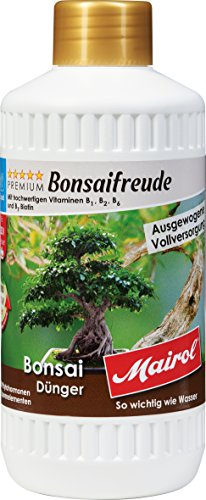 Mairol Bonsai-Dünger Bonsaifreude Liquid 500 ml