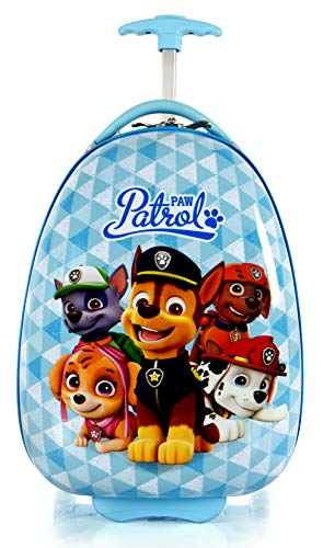Nickelodeon PAW Patrol Boy s 18 Rolling Carry On Luggage