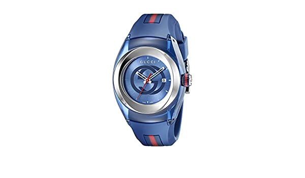 7c31c0e2262 Gucci SYNC L YA137304 Stainless Steel Watch  Amazon.ca  Watches