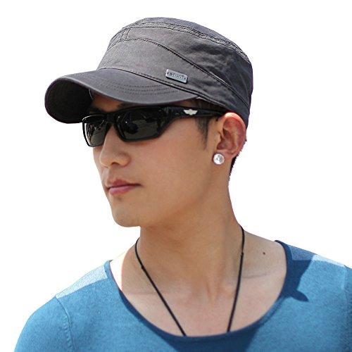 SIGGI Military Army Corps Cap Men Baseball Sun Hiking Running Hat Women - Sun Protection Running Hat