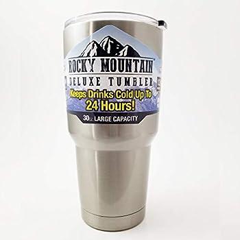 Amazon Com Rocky Mountain Tumbler 30 Ounces Kitchen