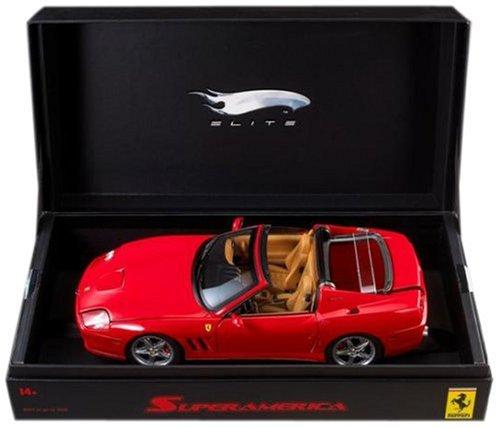 Ferrari Super America Super Elite Red 1:18 Diecast Model