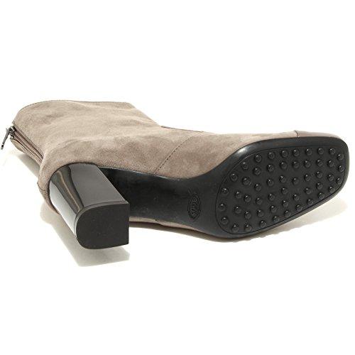 25561 Scarpa Stivale Tods Women Donna Shoes Boots Grigio Stivaletto vTvwPqxA