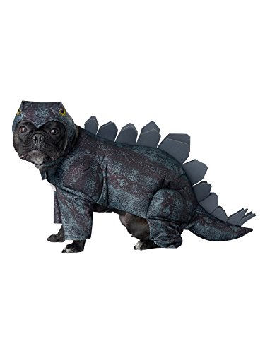 California Costumes Collections PET20168 Stegosaurus Dog Costume, Large ()