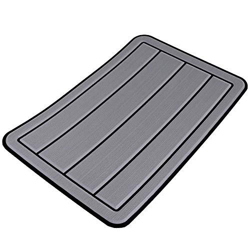 SeaDek- Yeti Tundra Cooler Foam Pad/Mat/Cushion | Slip Resistant, Comfortable, Cooler Accessories Sit or Stand for Comfort | 35 Storm Gray/Black