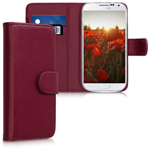 Used, kwmobile Wallet Case for Samsung Galaxy S4 Mini - Protective for sale  Delivered anywhere in Canada